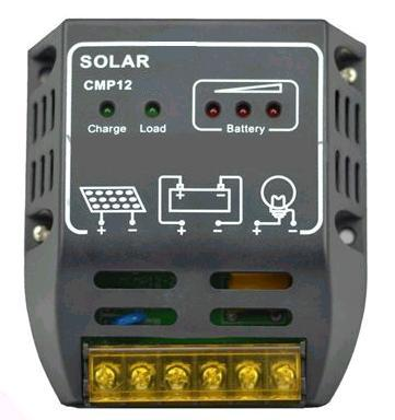 Using A Solar Panel To Power Car Stereo